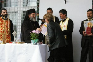 inmanare diplome de vrednicie voluntarilor memrii fundatiei la clasa speciala
