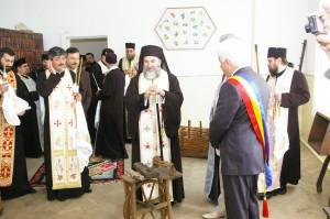 vizita PS Iochim Bacauanul la Muzeul Urmasii Razesilor Gazari